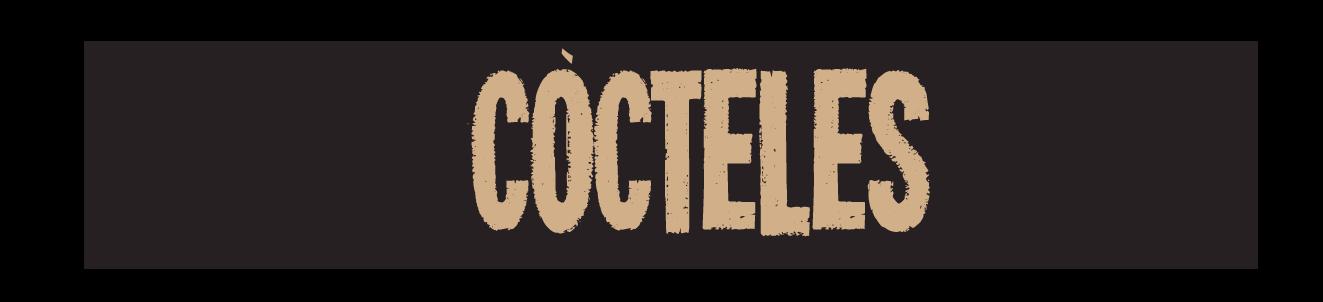 COCTELES 3